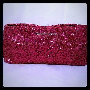 Victoria's secret beautiful bright pink handbag